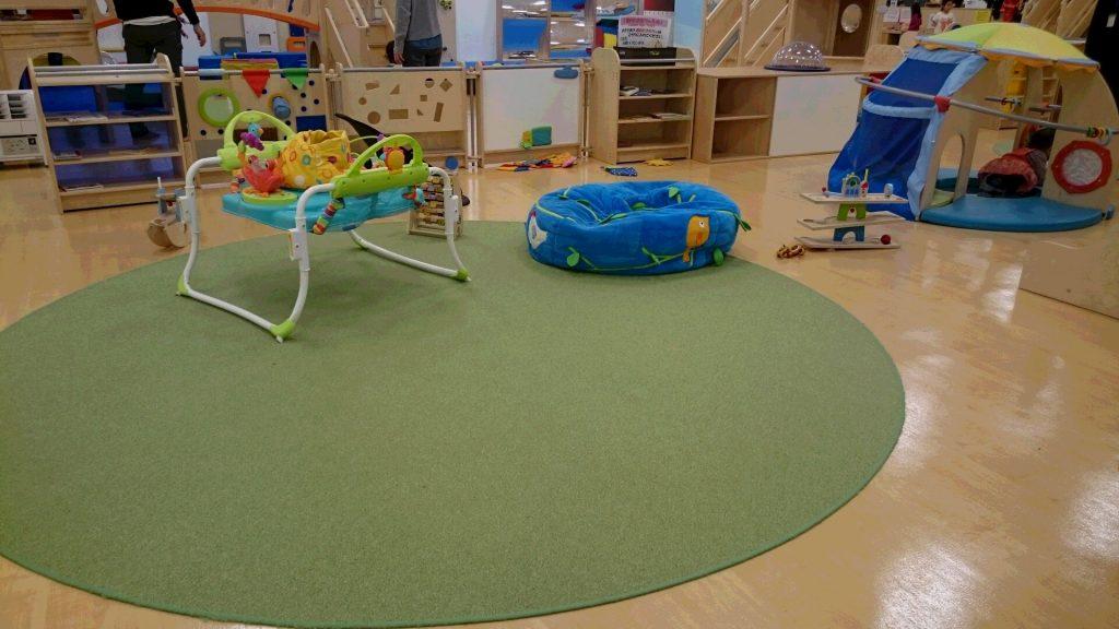 アネビートリムパーク赤ちゃんスペース