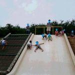 二子玉川公園は幼児も楽しめ、親もくつろげる素敵な空間