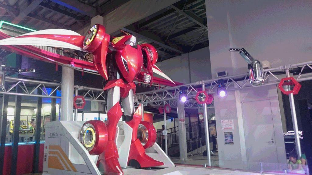 CIRAロボット型