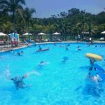 沖縄 カヌチャベイホテル|幼児連れでもリゾート気分を満喫