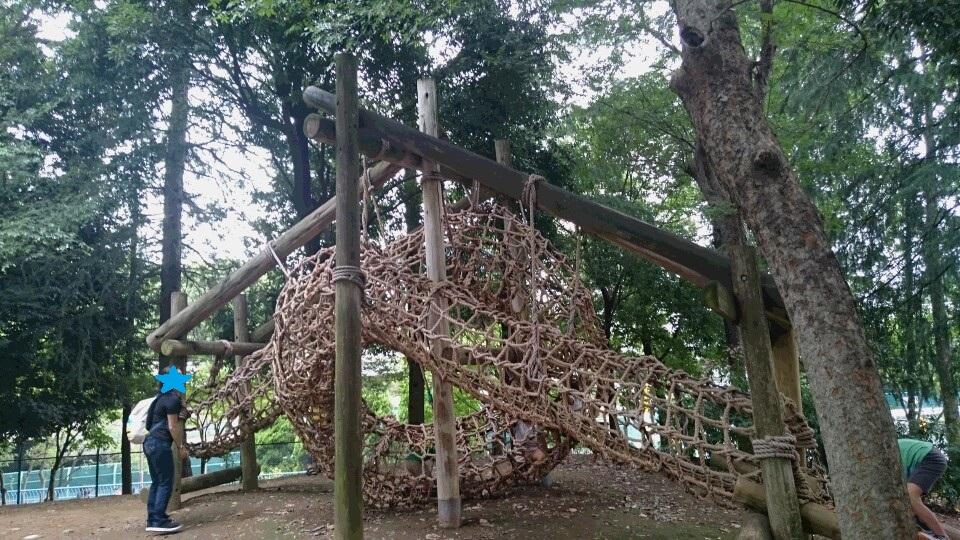 平和の森アスレチック1