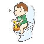 オムツ外れはいつ?|トイレトレーニングは思い切ってパンツにしたらその後は早かった